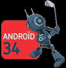 Androïd 34